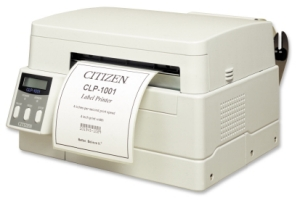 Citizen. Desktop (medium duty) printers. Citizen CLP1001 thermal label printer . Lowest price at barcode.co.uk