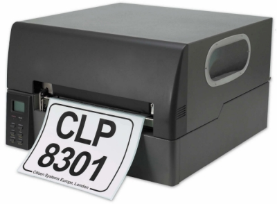 Citizen. Desktop (medium duty) printers. Citizen CLP8301 thermal label printer / 300 dpi . Lowest price at barcode.co.uk