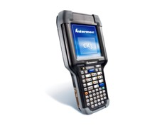 Intermec. Portable / mobile terminals with laser barcode reader / scanner. Intermec CK3 portabe handheld computer / WiFi terminal with Bluetooth. Lowest price at barcode.co.uk