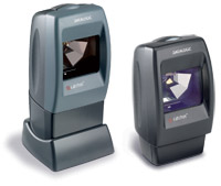 Datalogic. Omni-directional barcode readers / pattern scanners / holographic. Datalogic Catcher omnidirectional presentation barcode reader. Lowest price at barcode.co.uk