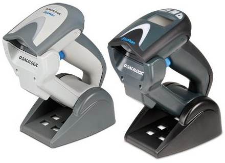Datalogic (PSC). Cordless barcode readers / scanners. Datalogic Gryphon I GM4100 / GM4100-HC series (GM4100 / GM4130) full range, 30 metre 433 Mhz cordless / wireless barcode reader / scanner. Lowest price at barcode.co.uk