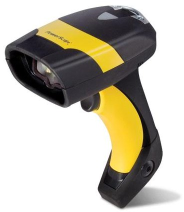 Datalogic (PSC). 2D matrix / imager type barcode readers (PDF417, QR Code, etc). Datalogic Gryphon PD8500 PD8530 high density industrial 2D area imager barcode reader. Lowest price at barcode.co.uk