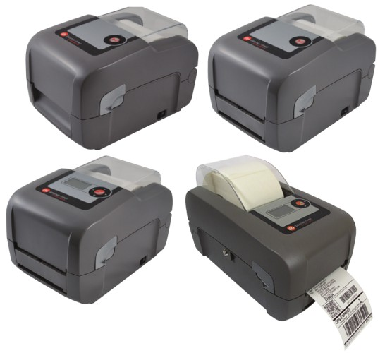 Datamax. Desktop (medium duty) thermal label printers. Datamax E-Class Mark III compact desktop thermal label printer (E-4204B, E-4205A, E-4206P, E-4206L, E-4304B, E-4305A, E-4305P, E-4305L). Lowest price at barcode.co.uk