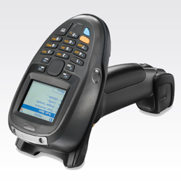 Motorola (Symbol Technologies). Portable / mobile / wireless batch terminals with laser barcode reader / scanner. Motorola / Symbol Technologies MT2000 Series MT2070 batch / bluetooth MT2090 bluetooth and 802.11a/b/g wireless. Lowest price at barcode.co.uk