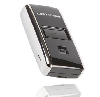 Opticon. Portable / mobile / wireless batch terminals with laser barcode reader / scanner. Opticon OPN2001 portable barcode data collector USB. Lowest price at barcode.co.uk
