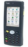 Portable / mobile / wireless batch terminals with laser barcode reader / scanner