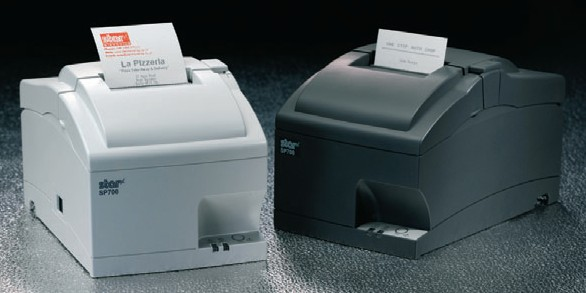 Star Micronics. Receipt printers / receipt like ticket printer. Star SP700 receipt printers with rewind - Star SP712 series. Lowest price at barcode.co.uk