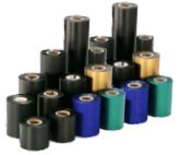 Zebra (Eltron). Black and colour ribbons (thermal transfer). Zebra G-Series desktop printer ribbons - TLP2844, TLP3844, T402, R402, R-2844Z. Lowest price at barcode.co.uk