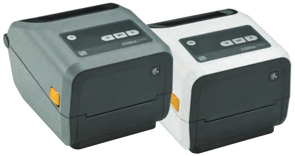 Zebra (Eltron). Desktop (medium duty) thermal label printers. Zebra ZD420 therrmal transfer and direct thermal barcode label printer. Lowest price at barcode.co.uk